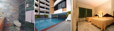 Servicios de Hotel Torres de Alba en Panama