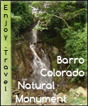 Monumento Natural, Barro Colorado